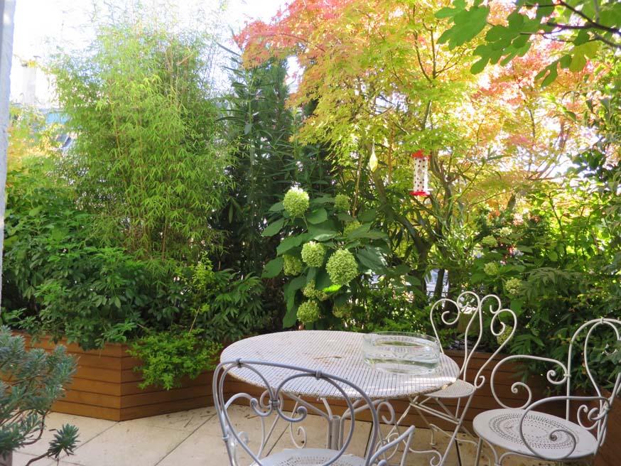 Paris 16 philippe bouncer paysagiste for Entretien jardin oleron